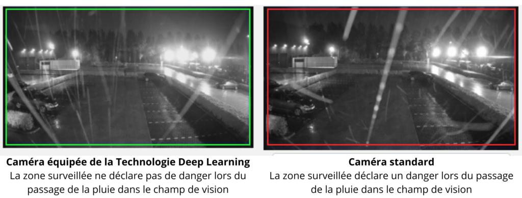Caméra Deep Learning