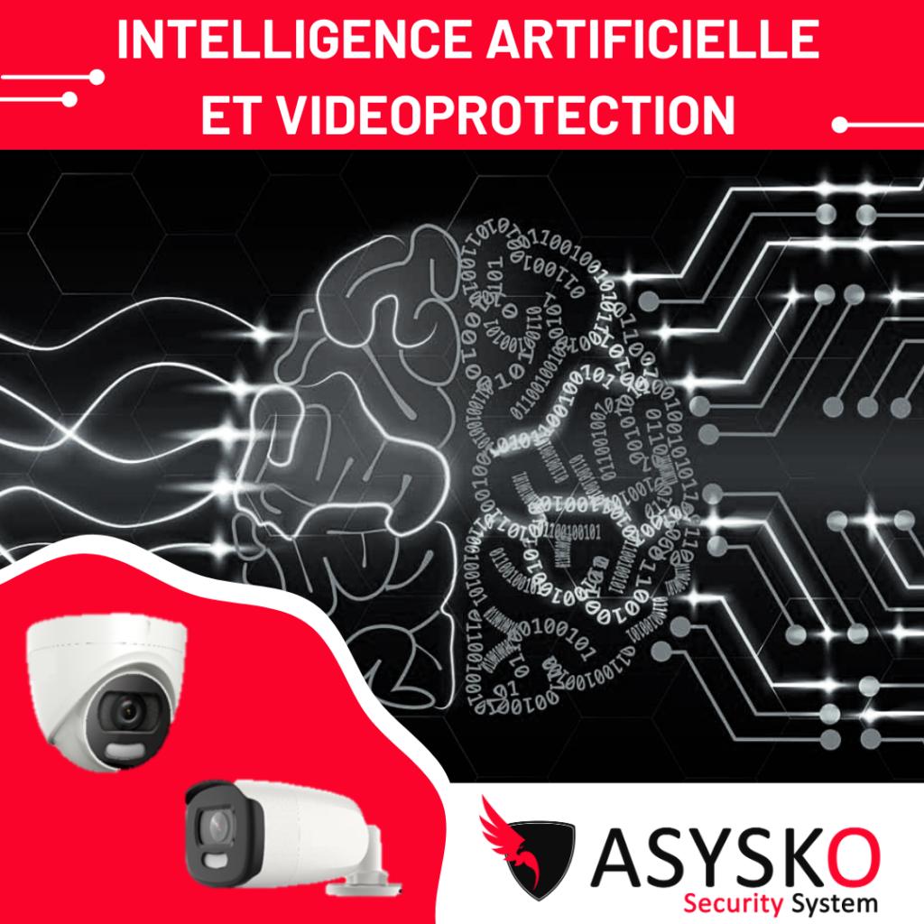 Intelligence artificielle et vidéoprotection