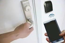 Système de contrôle d'accès GSM pour sécuriser les bâtiments