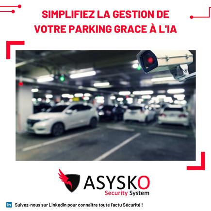 Gestion de parking